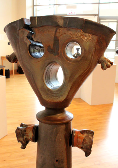 Marvin Bartel • Good of Goshen_sculpture