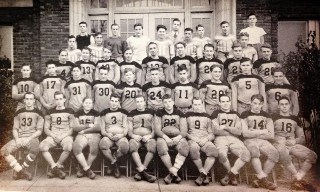 Goshen Football a Biller Family Tradition