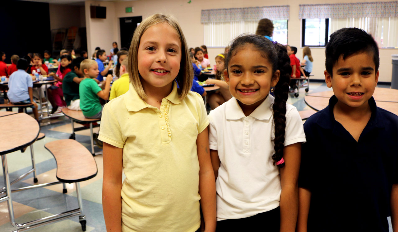 Dress for success - West Goshen Elementary partners with parents and teachers to launch new standardized dress code