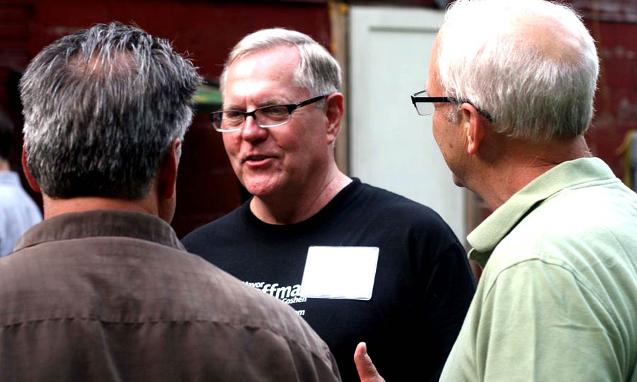 Allan Kauffman, Goshen Community Schools • Good of Goshen