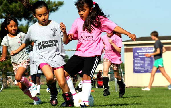 Youth Soccer Program Brings Community Together
