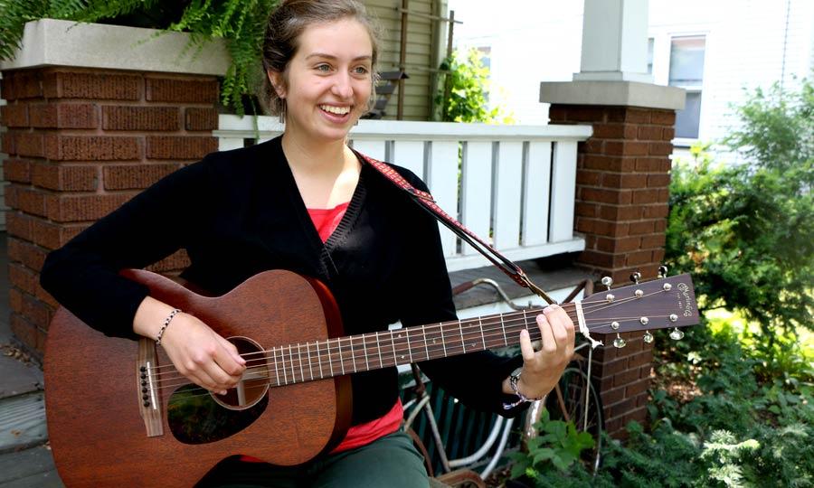 Sadie Gustafson-Zook • The Good of Goshen
