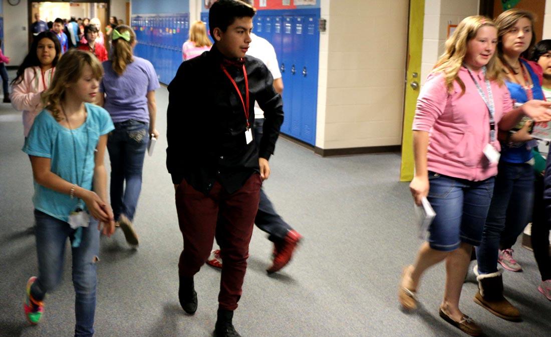 Goshen Middle School • The Good of Goshen