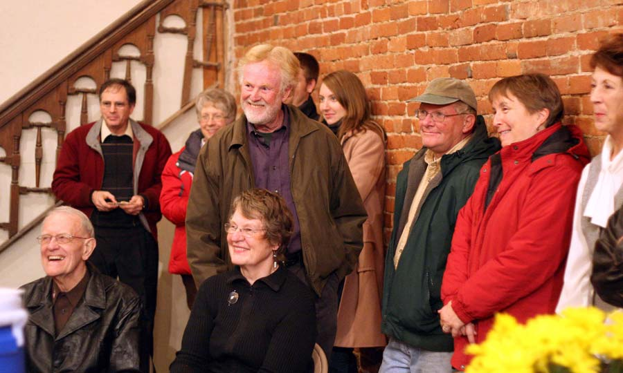 David Pottinger and Faye Peterson • The Good of Goshen