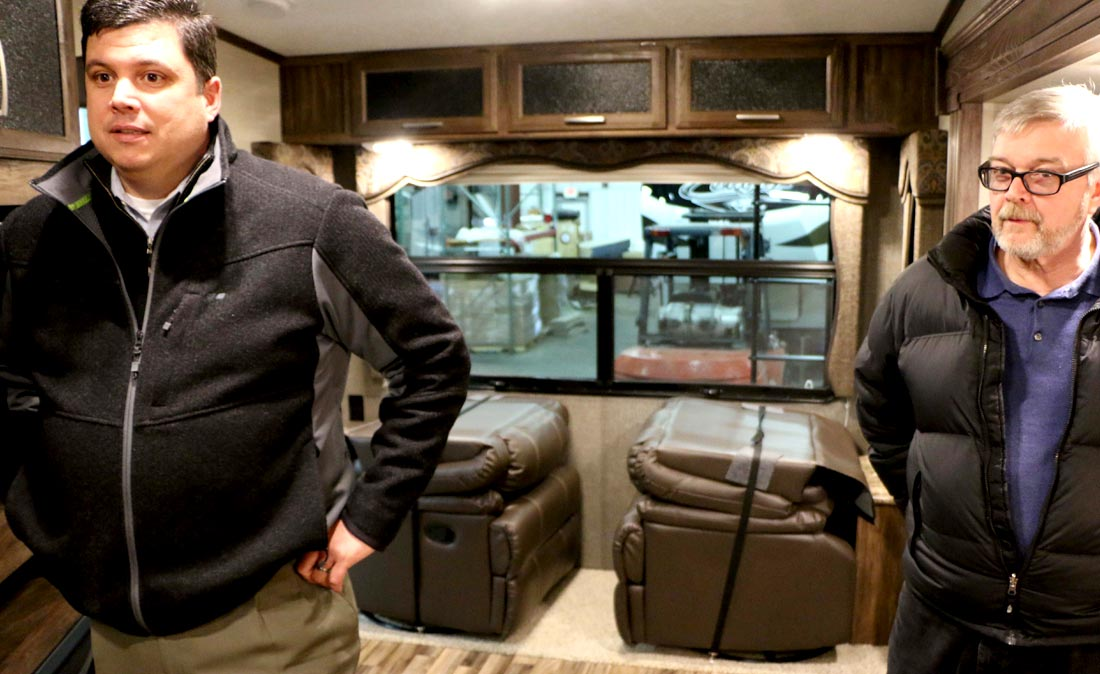 Keystone RV Company • The Good of Goshen