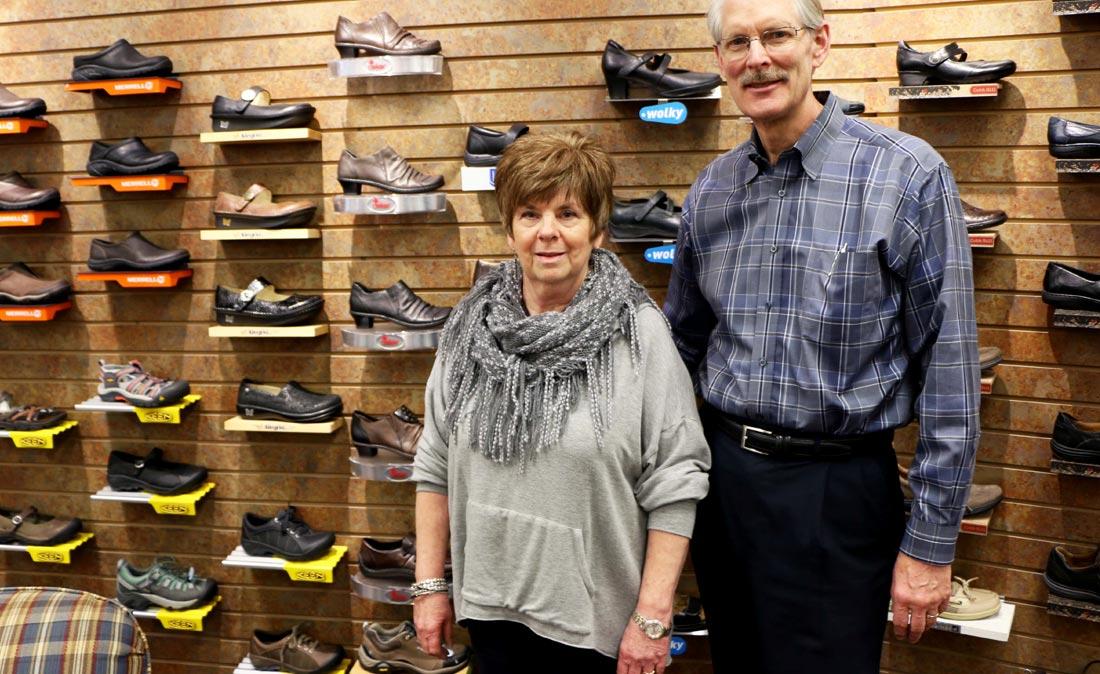 Scott and Judy Woldruff • The Good of Goshen
