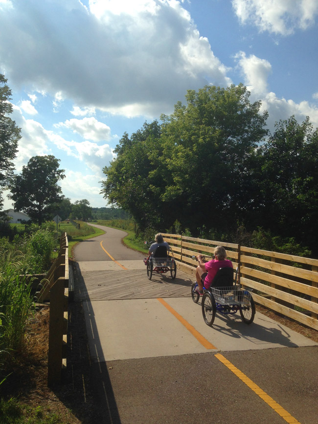 Goshen Bike Trails • The Good of Goshen