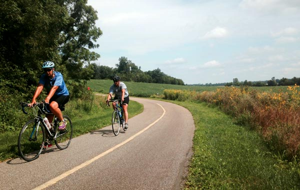15 Stunning Views on Goshen Bike Trails