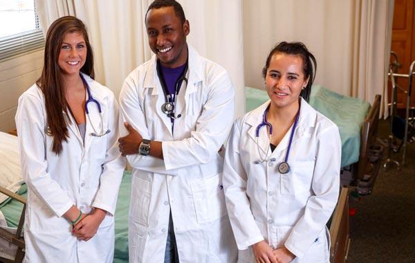 Nursing graduates boost community vitality