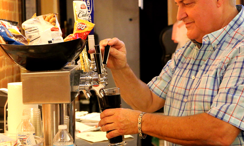 Good of Goshen • Back Alley Brewery