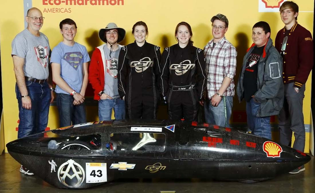 Goshen High School Super Mileage Club • The Good of Goshen