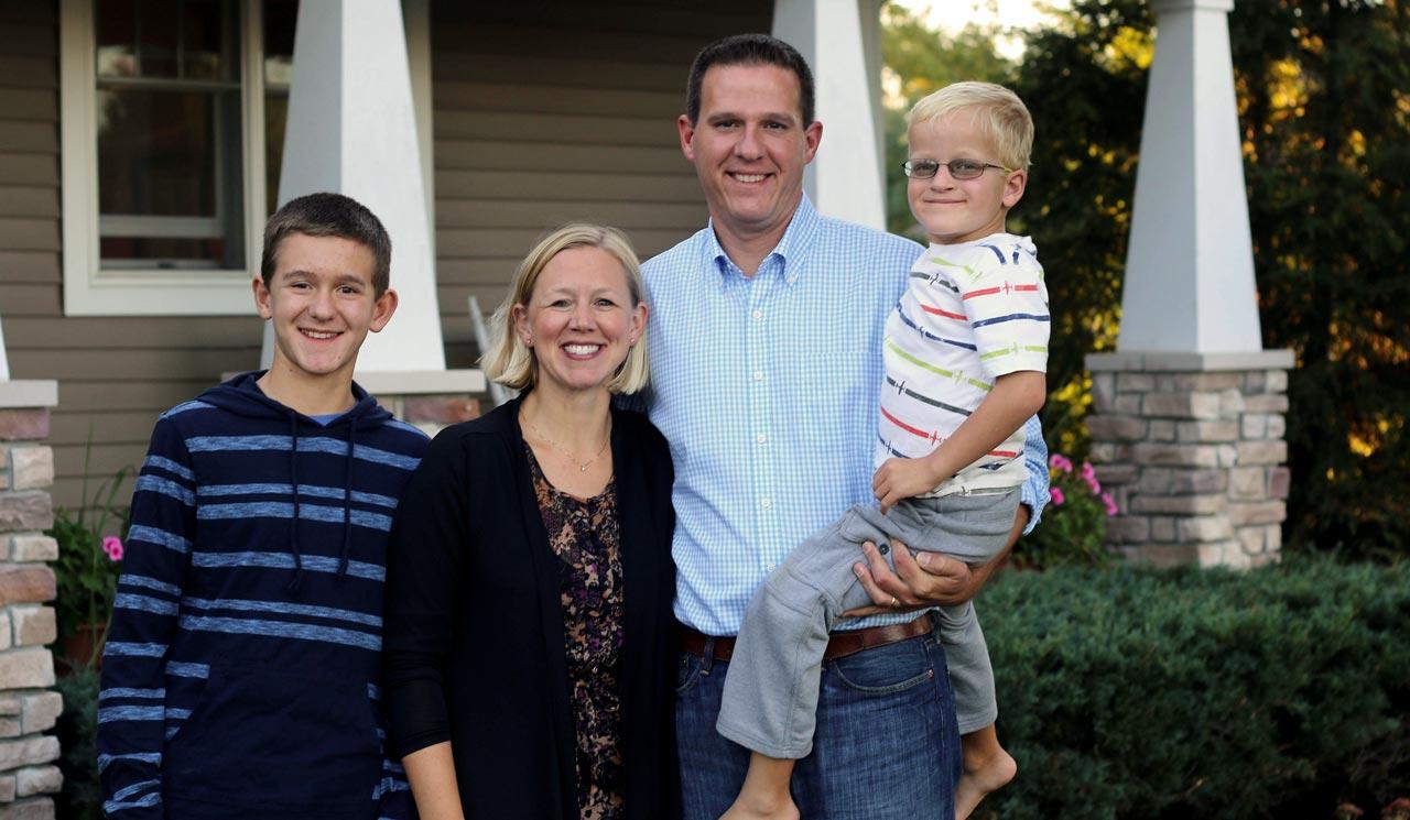 The Steiner Family • The Good of Goshen