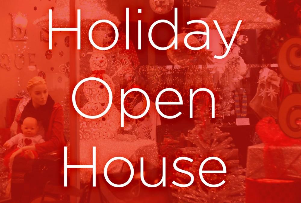 Holiday Open House Good Of Goshen