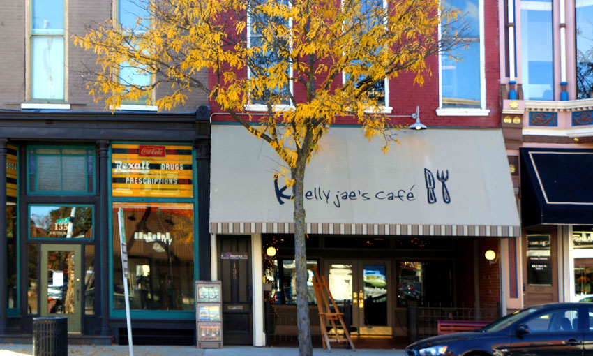Kelly Jae's Cafe • Good of Goshen
