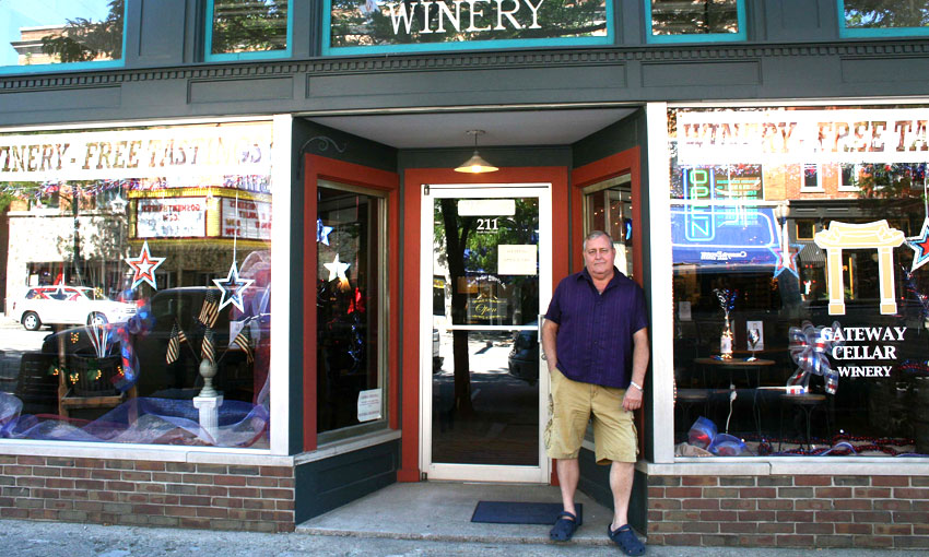 Gateway Winery • Good of Goshen