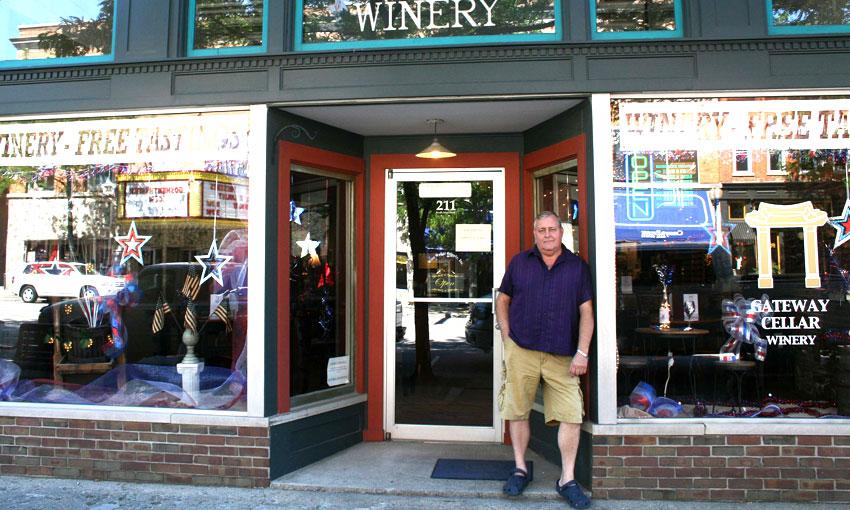 Gateway Winery • Good of Goshen