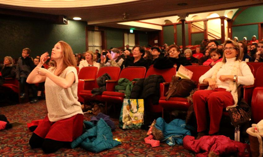 Goshen Theater • The Good of Goshen