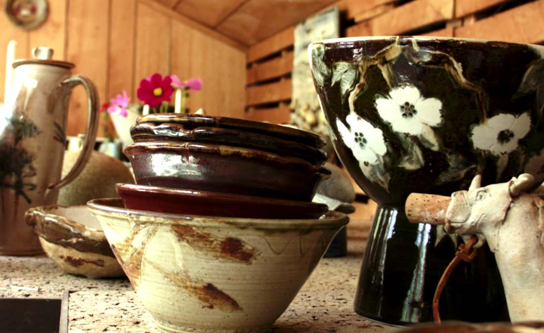 Marvin Bartel and the Ceramics Community in Goshen • The Good of Goshen