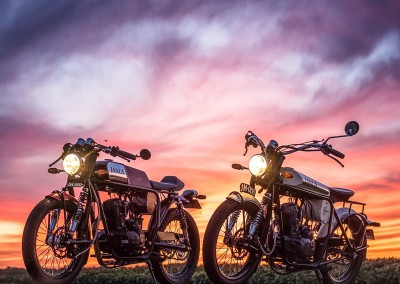 Janus Motorcycles • The Good of Goshen