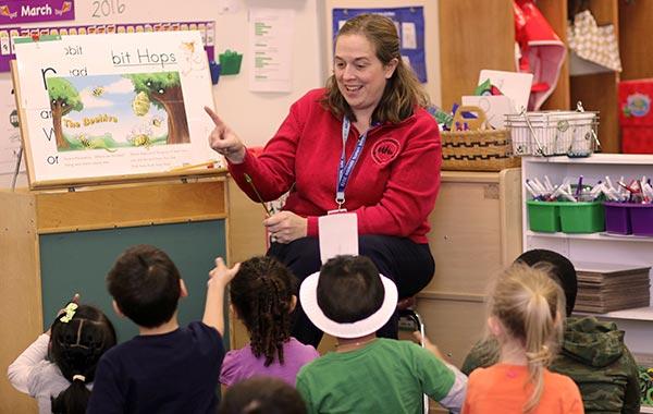 Goshen's Littlest Learners Still Get a Big Education
