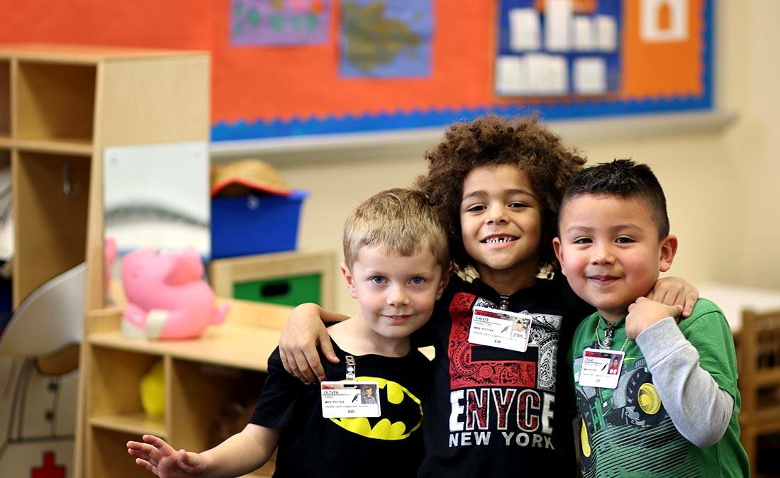 GCS Preschool • The Good of Goshen