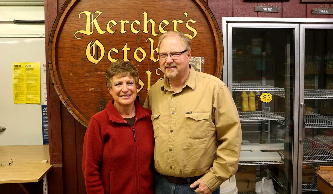 Kercher's • The Good of Goshen