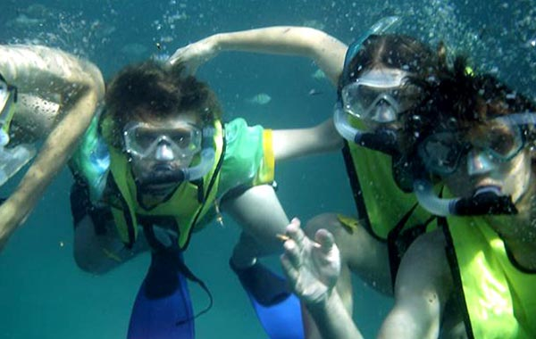 At Goshen College, Learning Goes So Deep … It's Under Water