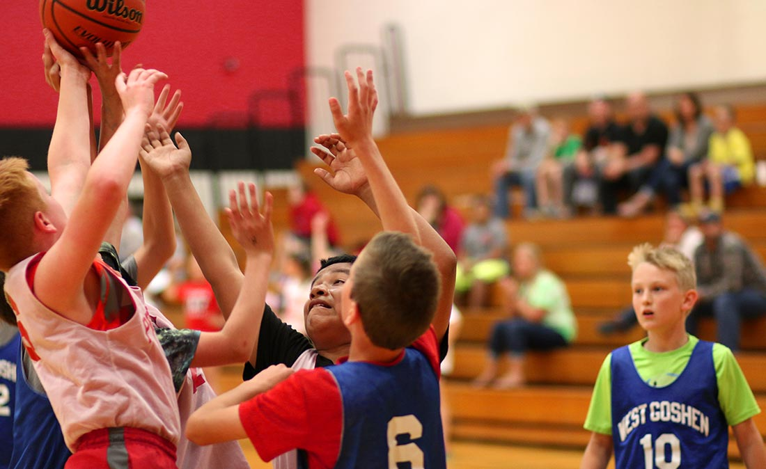 GCS Elementary Sports • Good of Goshen