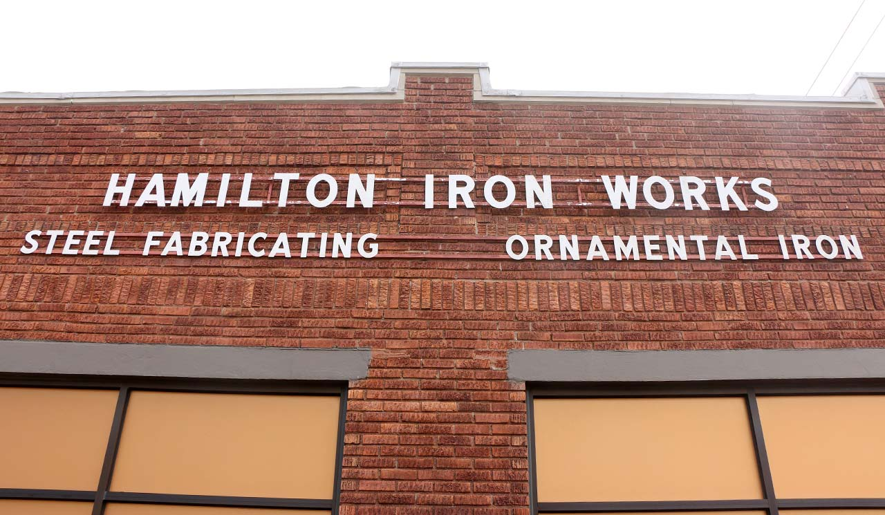 Hamilton Iron Works • Good of Goshen
