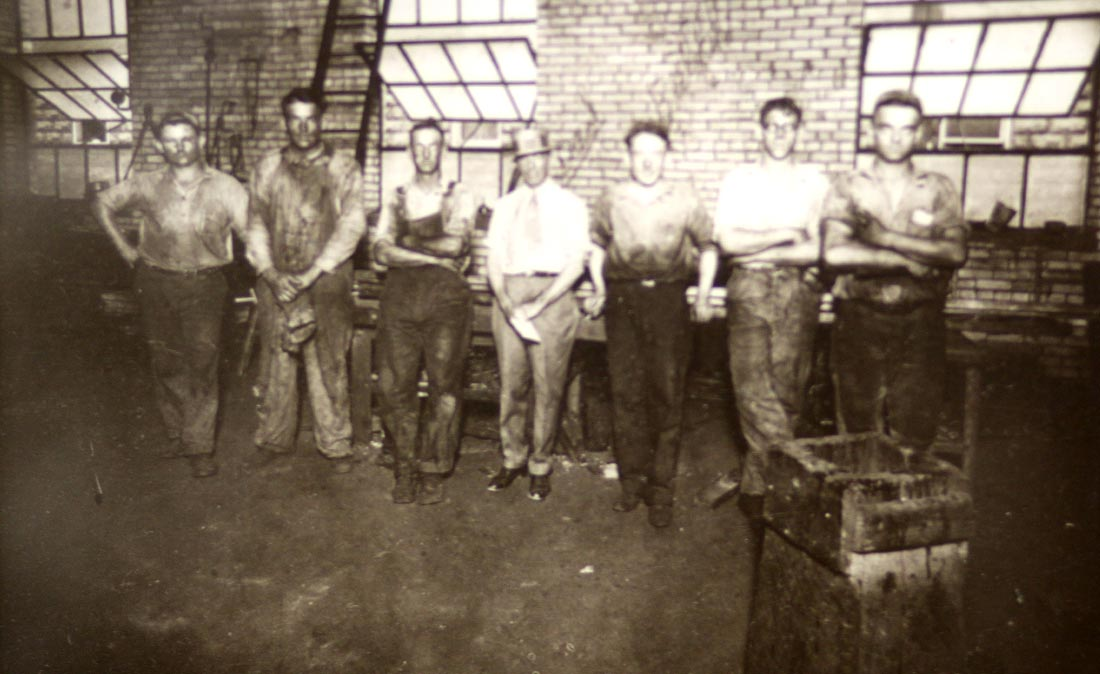Hamilton Iron Works • Good of Goshen