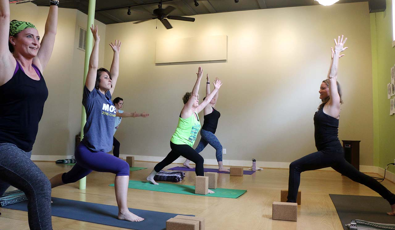 Spacious Heart Yoga • The Good of Goshen