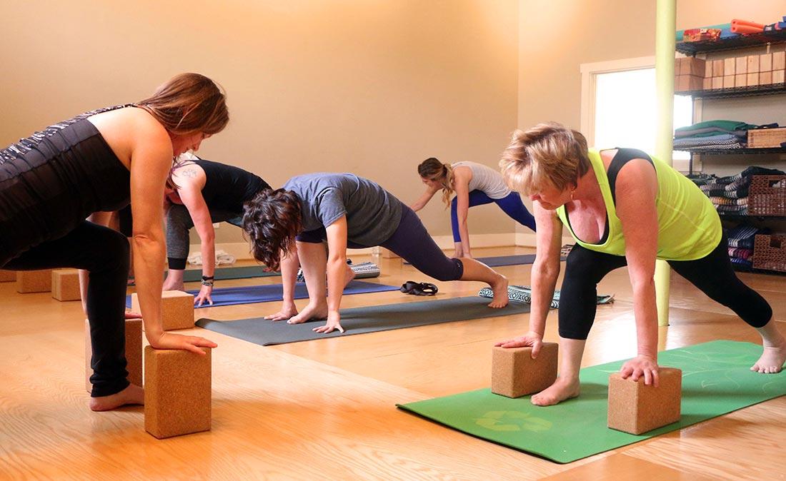 Spacious Heart Yoga • Good of Goshen