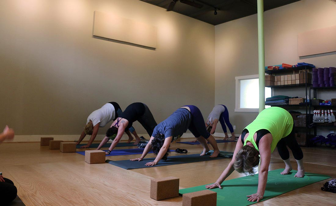 Spacious Heart Yoga • Good of Goshen
