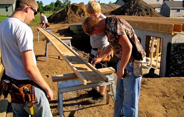 Students Build Bright Futures at Goshen Community Schools