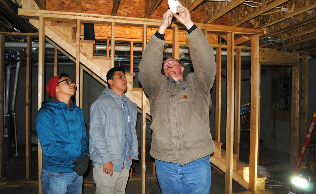 GHS Building Trades Program • Good of Goshen