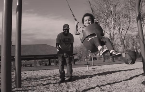 Here's One Goshen Dad's Tribute to Fathers Everywhere
