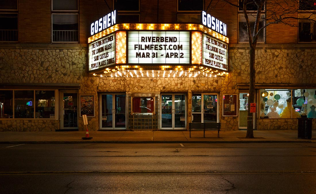 River Bend Film Fest • Good of Goshen