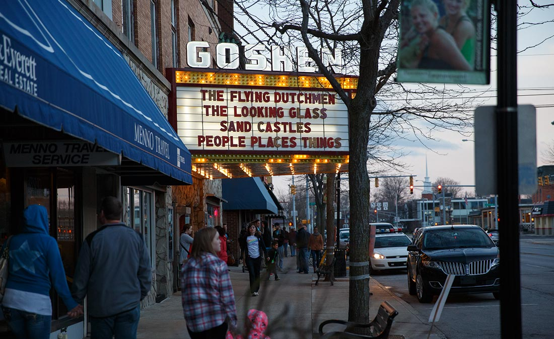 10 Movies Filmed in Goshen
