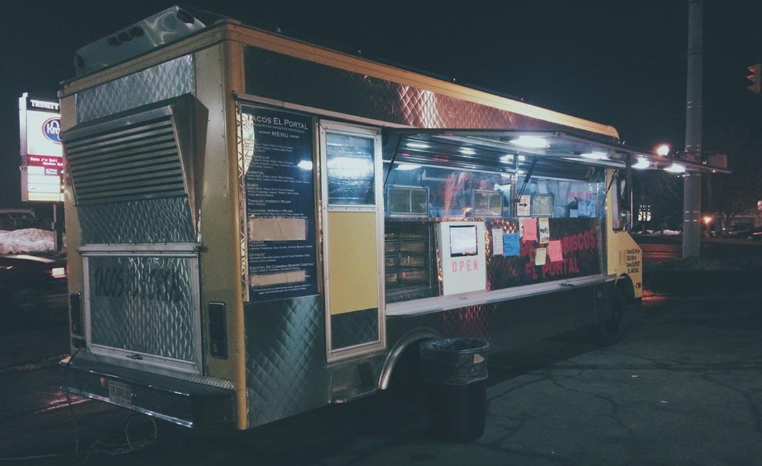 Tacos El Portal, Goshen, Indiana
