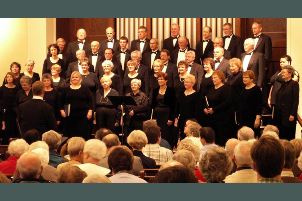 The Goshen Community Chorale