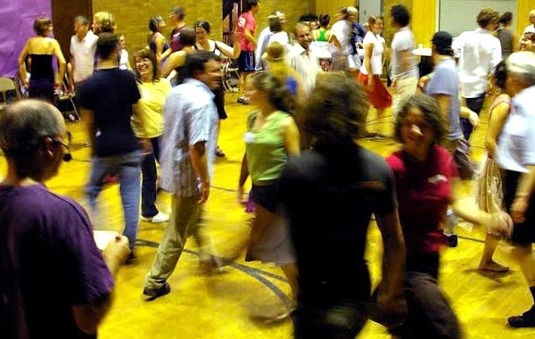 Goshen: Where Contra Dancing is in Full Swing