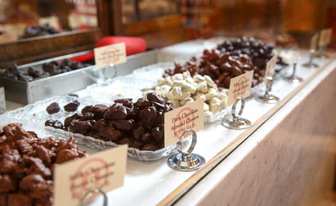 The Nut Shoppe • Good of Goshen • photo credit: Grant Beachy