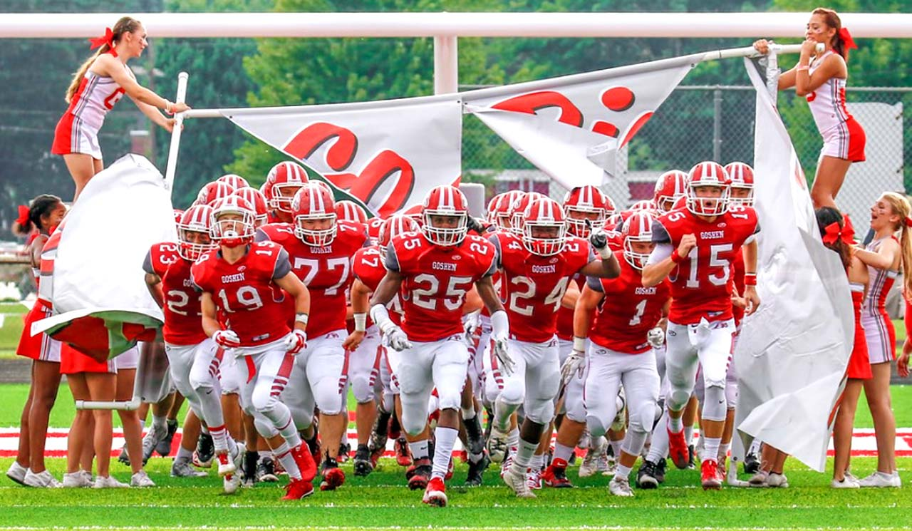 Goshen High School Football • The Good of Goshen