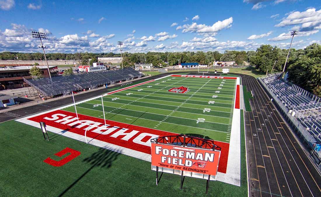 Goshen High School Football • The Good of Goshen