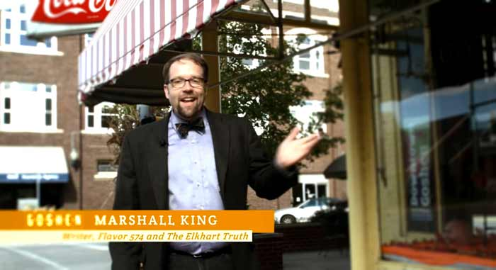 Take a Food Tour of Goshen led by Marshall King