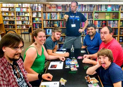 Creating Community Through Game Night at Better World Books