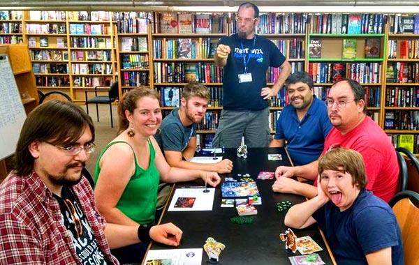 Creating Community Through Game Night at Better World Books