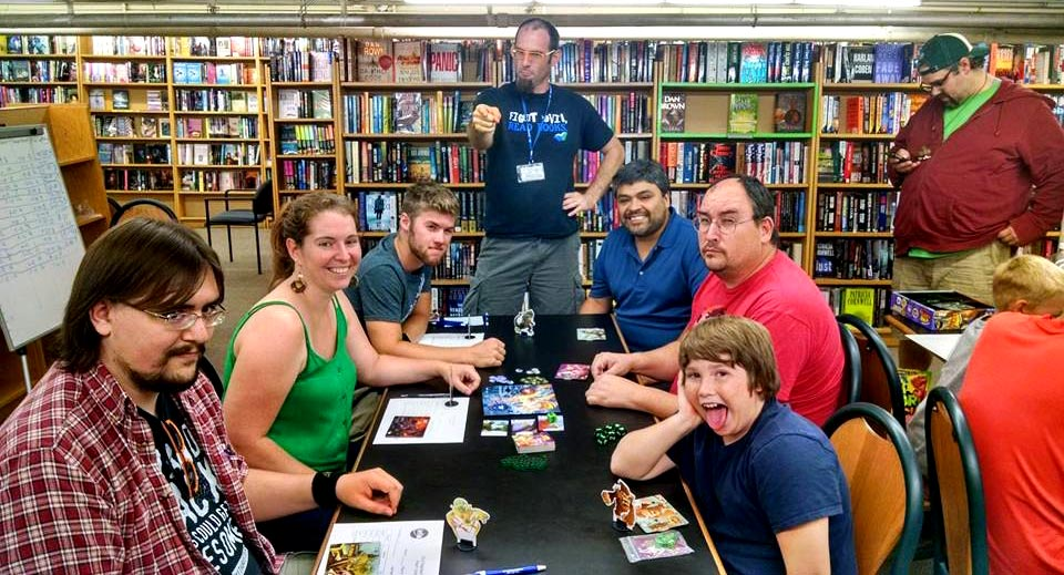 Building community through games at Better World Books