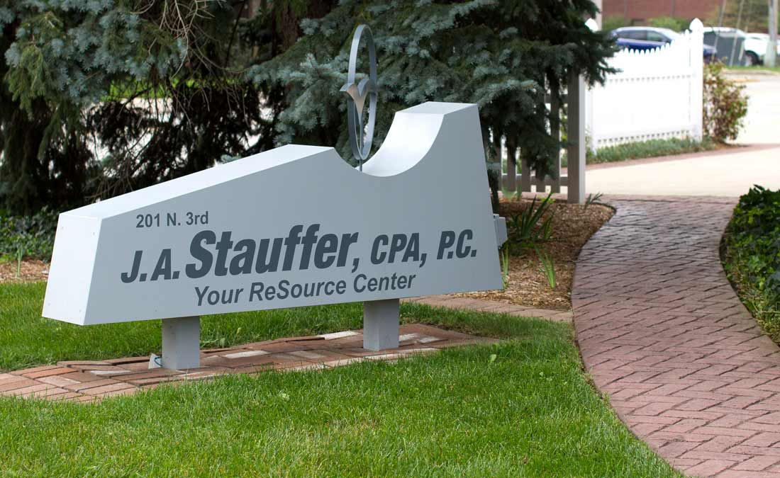 J.A. Stauffer CPA • Good of Goshen