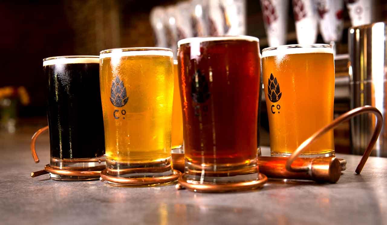 Local Drinks • The Good of Goshen